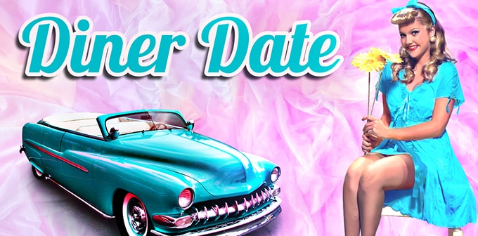 New Retro Pop Beat On Beats Avenue: « Diner Date »,  We're Back In The 60's!