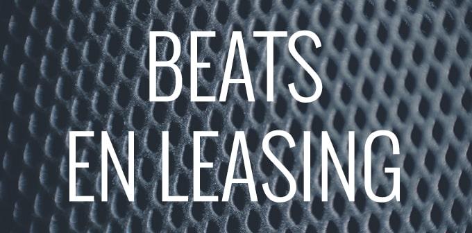 Beats Et Instrumentales En «leasing»… Cela Correspond Totalement Au Mode De Consommation Que Nous Observons Ces Dernières Années!