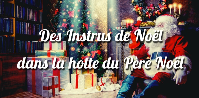 Instrus De Noël