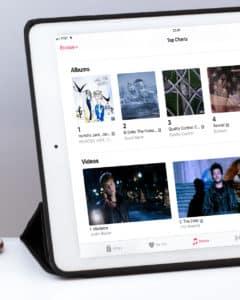 Comment vendre sa musique sur iTunes